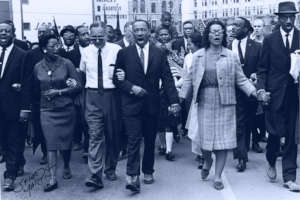 March On Selma- We Shall Overcome!
