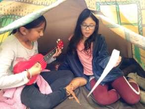 Singing Together Builds Bonds of Friendship
