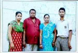 Keerthi's family