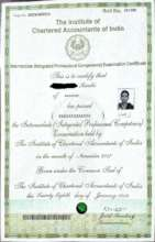 Support Keerthi complete Chartered Accountancy