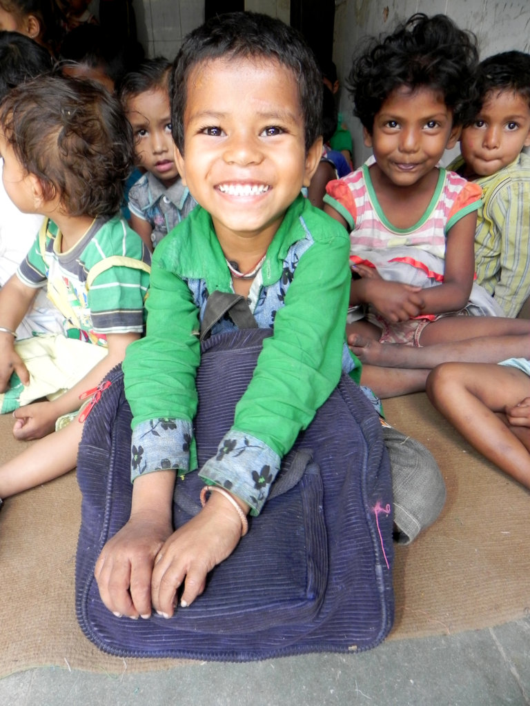 Help Underprivileged Children Get To School
