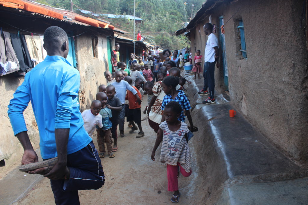 Support 4 Slum Boys Compete at World Championships