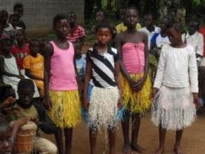 Girl-mother Empowerment program