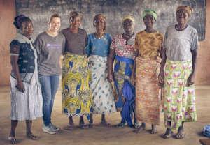 Women in Gambaga