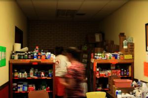 Needs assessment at an asylum clinic in Texas