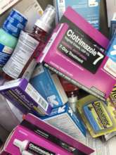 Some of the medicines COHI has provided