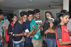 Kochi Screening of Gods in Shackles at Cinepolis