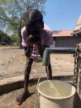 Clean Water in Old Fangak