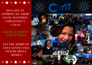Wishing you a merry Christmas and happy new year!