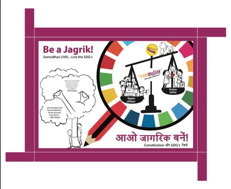 Be a Jagrik- Active and Responsible Citizenship