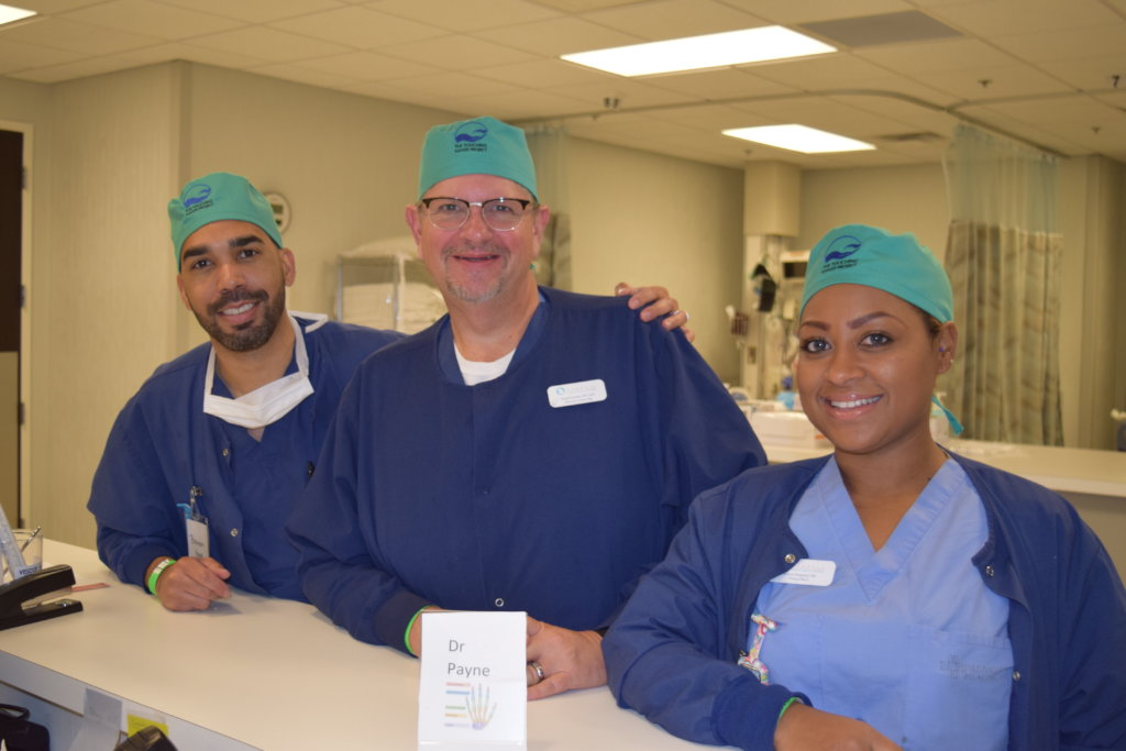Give 100 U.S. Patients Life-Changing Hand Surgery
