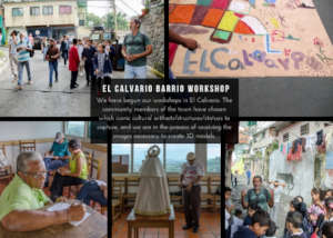 El Calvario Workshop Photos
