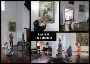 Behind The Scenes - Palace of Academies