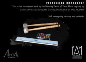 Percussion Instrument (Dancing Devils)