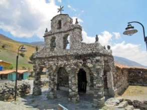 San Rafael de Mucuchies Stone Chapel