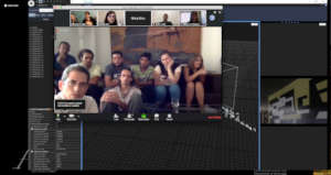 Arc/k and CIEFVE Video Conference