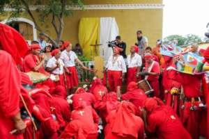 Dancing Devils of Corpus Christi