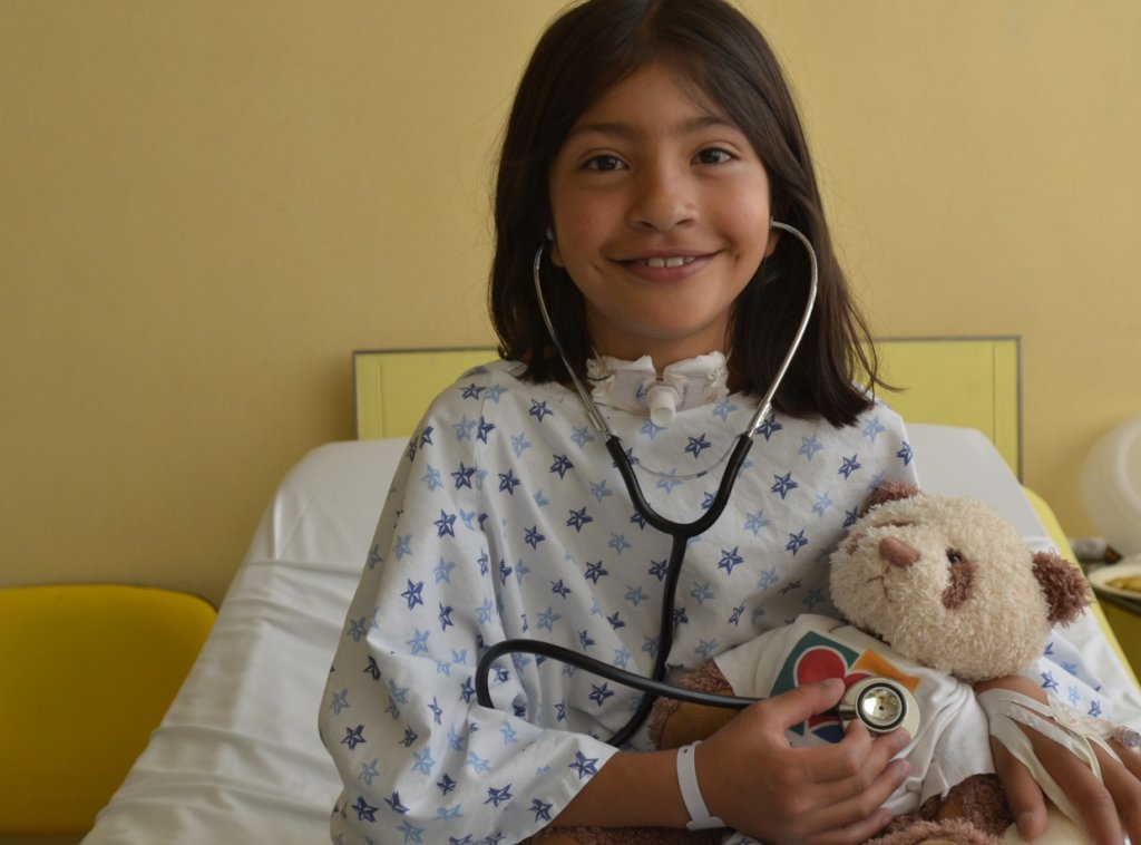 Congenital Heart Treatment for Mexican Children