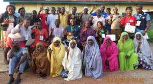 S-DELI Team and Kaduna Deaf Association