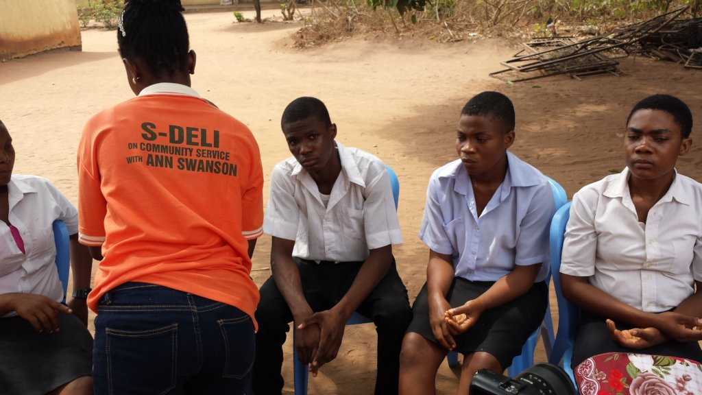 Promote Deaf Literacy in Nigeria
