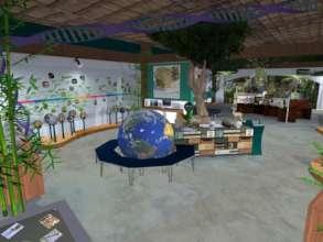 Hall of Cambodian Biodiversity
