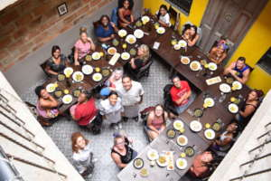 Healthy food classes and training in Medellin