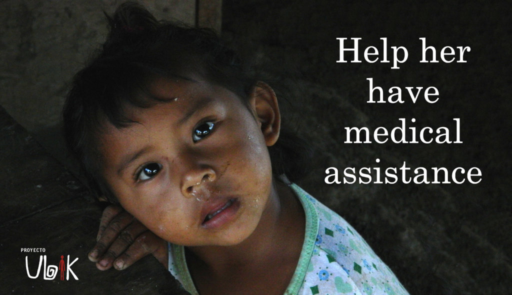 Give Medical Care to 3500 Venezuelan Indigenous