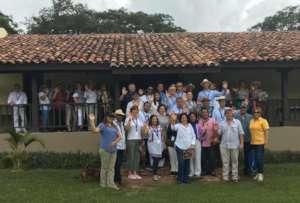 Ambassadors at El Cano museum