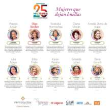 Dr.Mayo selected one of the 25 influencial women