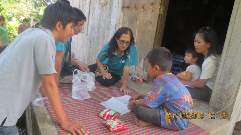 Help children living with HIV in northern Thailand