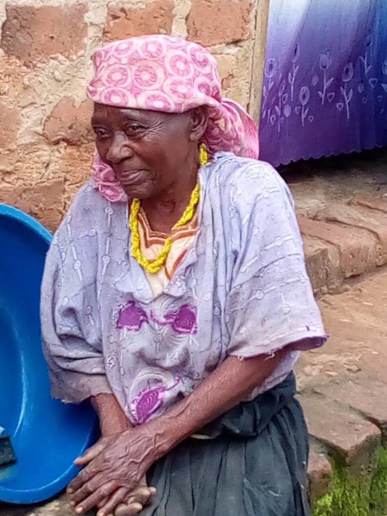 Beautiful Wrinkles: Support Elderly Widows