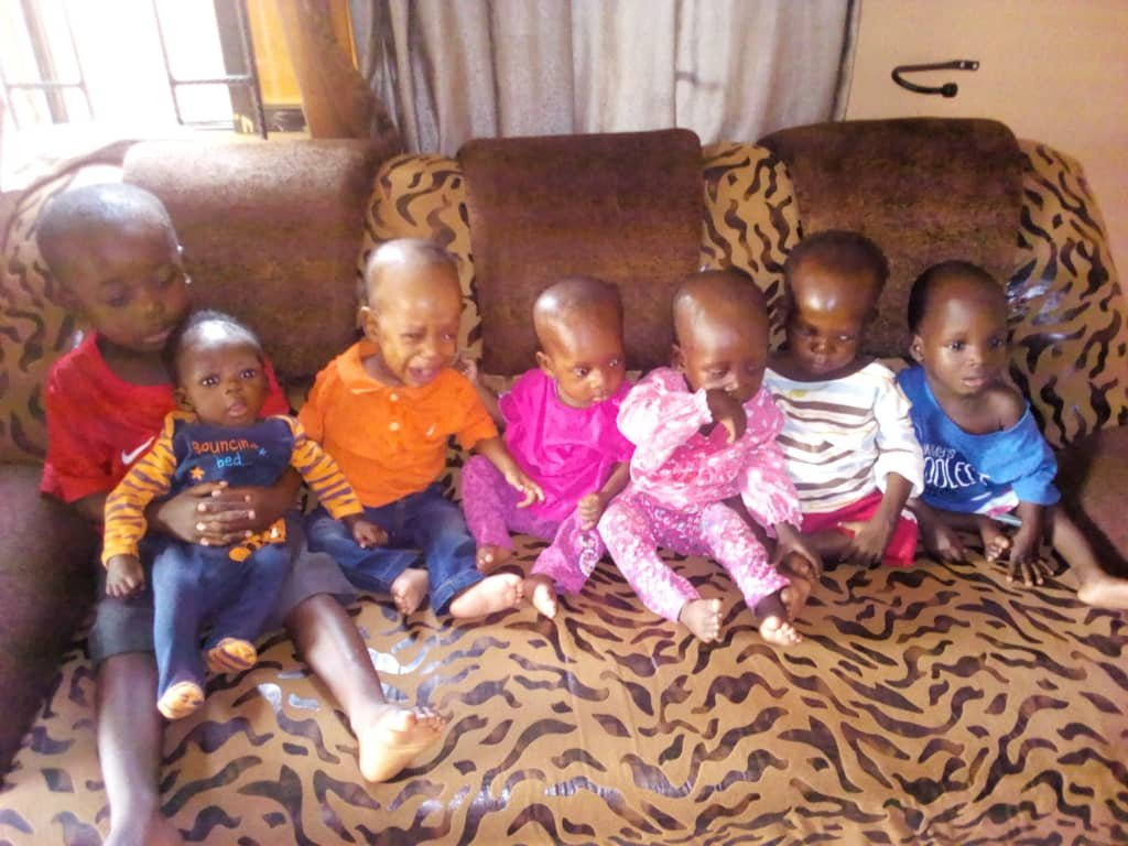 SAFE HOME 4 ORPHANS &VULNERABLE CHILDREN NIGERIA