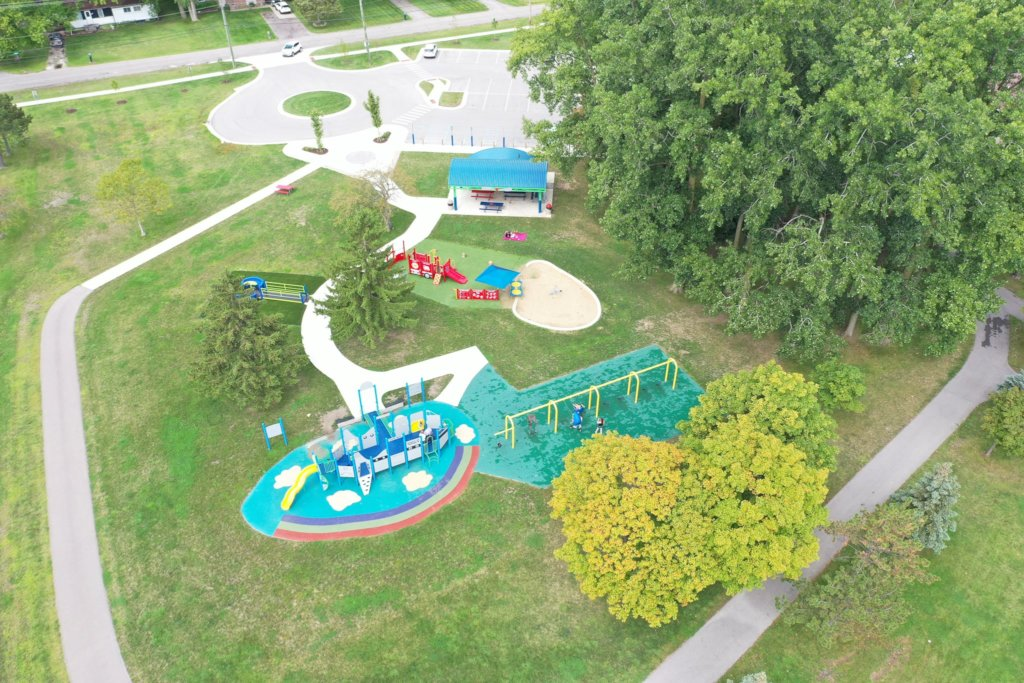 McKinley Barrier Free Park