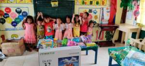 Shy Smiles: Pitpitac Daycare Center