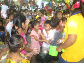 Handwashing Lessons for Young Children