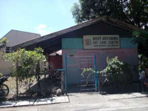 The Antonio Community Daycare Center in Balaoan