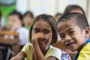 La Union Daycare Students
