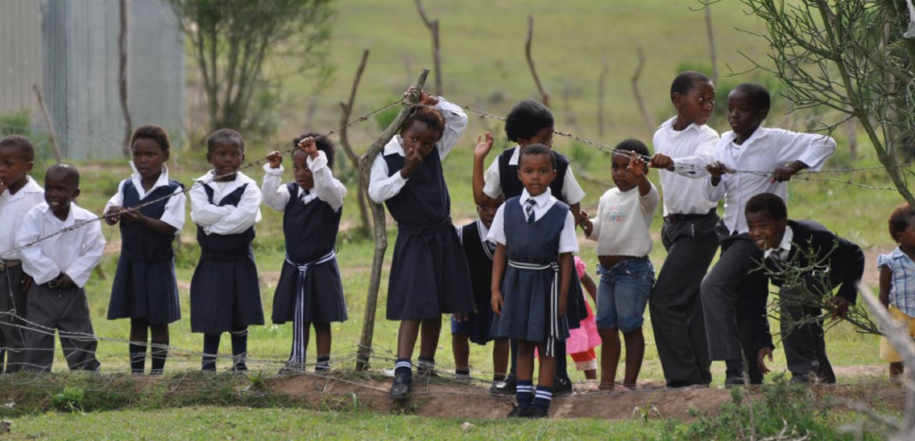 School Uniforms for children in Rural Africa