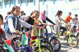 The Big Ride in Gaza