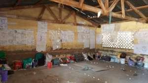 Chilimba school classroom