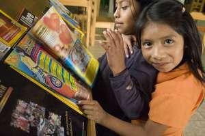 Creating Girl Readers in Guatemala