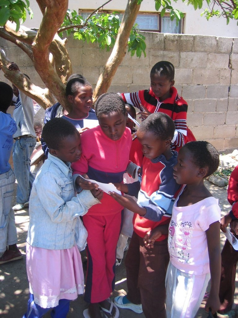 Feed 200 Zimbabwean Orphans Mind, Body & Soul