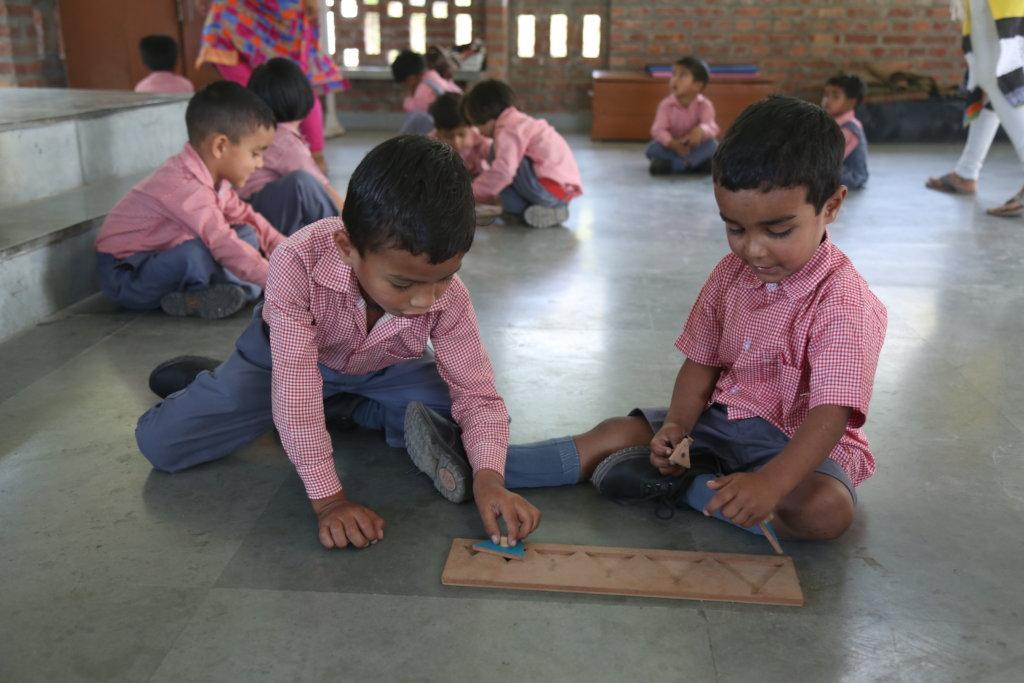 Village to School