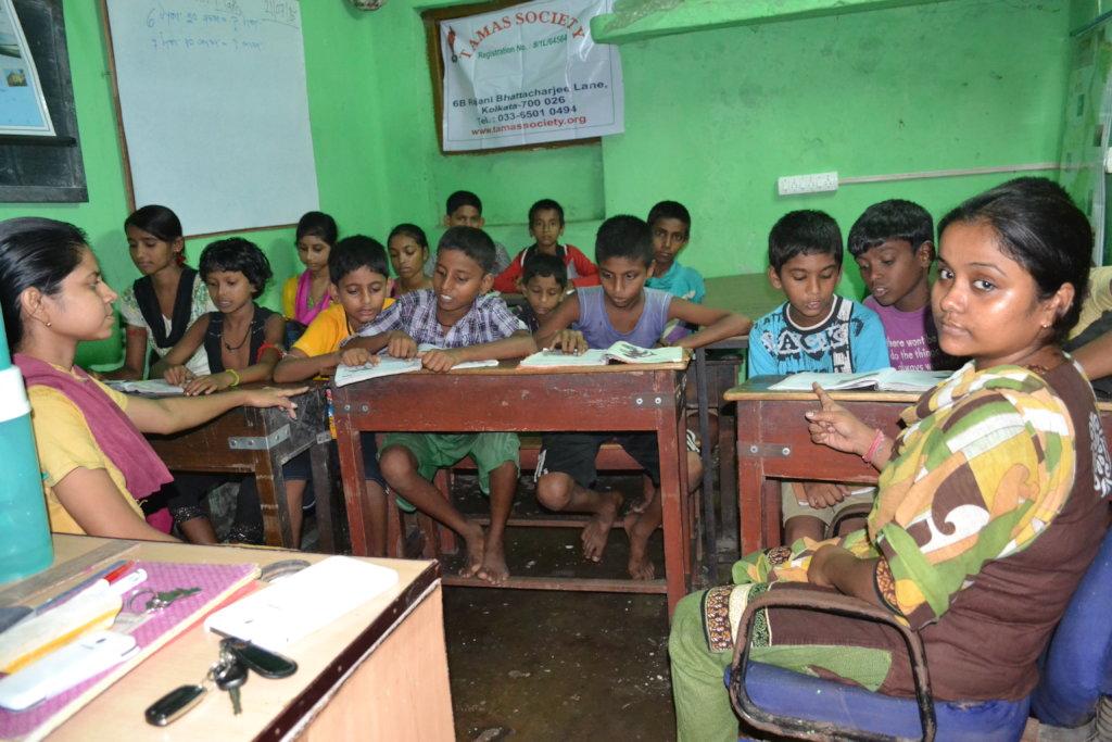 Nawa Janam, Reducing School Drop Outs in Slum Area