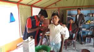 Doze of Immunization to ensure good health