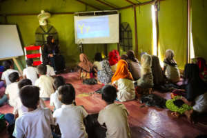 Education for the Refugee Rohingya Children