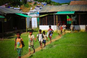 Help Refugee Children Get Education