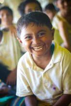 Overcoming The Real Horrors For A Rohingya Child