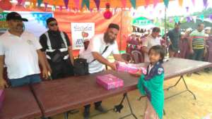 Burmese Book Distribution