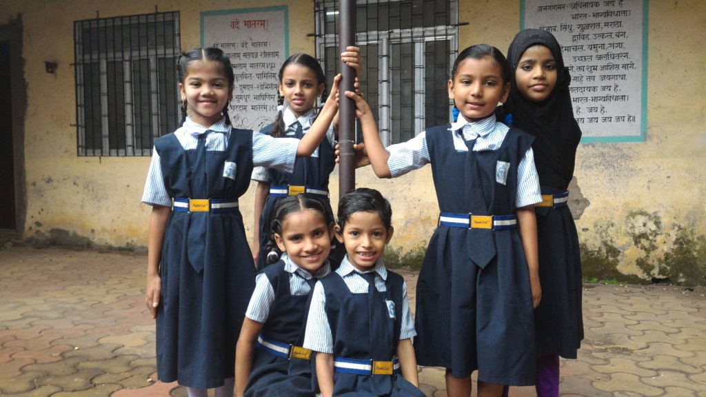 Project Nanhi Kali- for the girl child